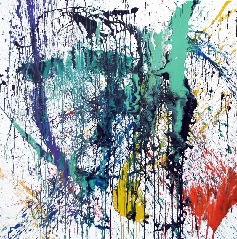 Understanding Abstract Art (Through the art of Mondrian)